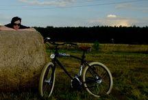rowerem przez świat :)
