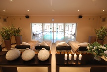 Kievits Kroon Winelands Spa / The Winelands Spa at Kievits Kroon focusses on pampering, relaxation and rejuvenation.