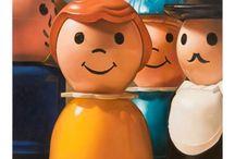 cute kids:  play & pretend / by April Renee Burge