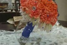 flowers by nikli