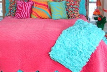 Bedroom ideas / by Kenzie Rinderknecht