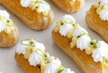 Pate choux,eclairs