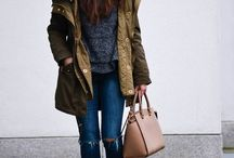 Fall/Winter outfits