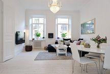 Fehér lakás