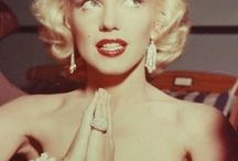 Marilyn Monroe  / by Rain Olfert