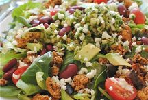 Salad / by Amanda Rettke