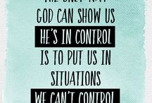 Trust in you God