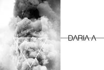 D△RI△ △ / by RAVEN blakk
