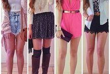 outfits / moda