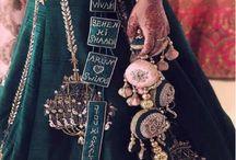 Bridal Details Lehenga accessories
