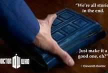 Doctor Who / Doctor Who Quotes and such