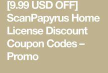 ScanPapyrus Home License