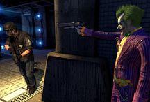 Batman Arkham Asylum - Artworks, Images PS3 & Trophées