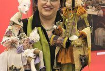 bambole artistiche create da Annadan