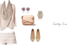 Outfits + Accessories  / by Gina Yee
