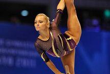 Greece gymnastics