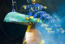GOMMAPIUMA - CARTAPESTA: Mascotte, Cosplay, Fantasy, Musical / Style and Handmade by ArtEcò Creazioni di Annalisa Benedetti