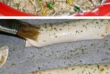 Crispy Chicken Tortilla Roll ups