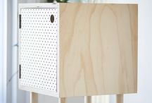 HOME: Side Table