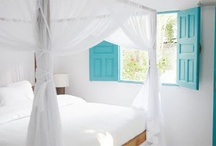 Dreamy Bedrooms- Airy/Beachy / by Kate Jeter
