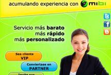 Noticias de mibi (es) / Últimas noticias sobre los servicios de #Recargas de #mibi
