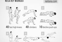 Neila Rey Workouts