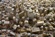 Cardboard Art & Design / Work with paper and card
