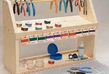 organize craft