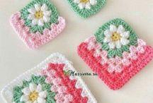 couvertures crochet