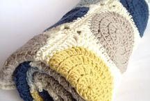 Blankets/Afghans to crochet