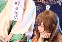 kamisama hajimemashita cosplay