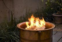 Fire  / by Elizabeth Przygoda-Montgomery