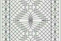 Paličkovanie vzory