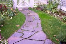 Stone Walkways / by Monkey Puzzle Ltd. | Landscaping in Penticton