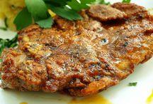mäso bravčové