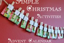 Crafts, traditions, ideas, etc...for holidays / crafts, traditions and ideas for holidays throughout the year / by Amy Hawk