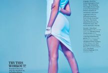 Maryna Linchuk for Shape Magazine