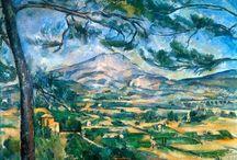 Cezanne, Paul - Art / The art of Paul Cezanne