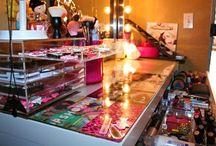 Makeup storage/Beauty Room