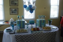 Baby Shower Ideas / Baby Shower Ideas: Fun baby shower decorations, baby shower snacks, baby show invitations, and baby shower gift ideas.