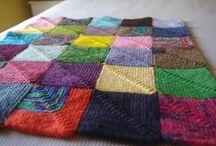 modular knitting / Pletení