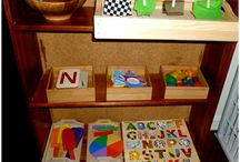 Preschool at Home Ideas / by Candis Ford