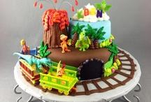 Birthday party ideas. / Birthday themes, cakes etc.