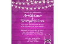 Mason Jar Wedding Invitations / Popular mason jar wedding invitations these designs give the classic jar the spotlight in a variety of styles. These mason jar rustic invites are easy to customize and personalize.