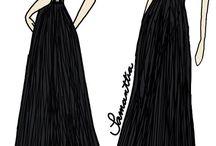 illustrations fashion