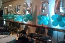 Party Balloons by NOLA Party Boutique / Balloons for Parties and Special Events