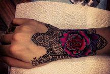 Tattoos, I like!