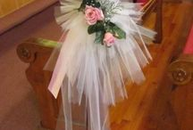 Aisle & Altar Decor / A variety of wedding aisle, altar, ceremony, and mandap decor.