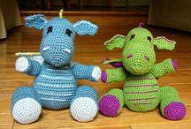 Amigami crochet / by Tiffany Fariss
