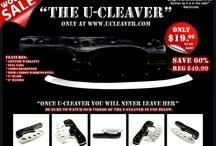 The U-Cleaver